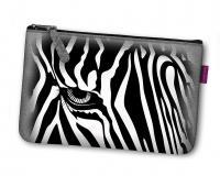 Kosmetická taštička - Zebra