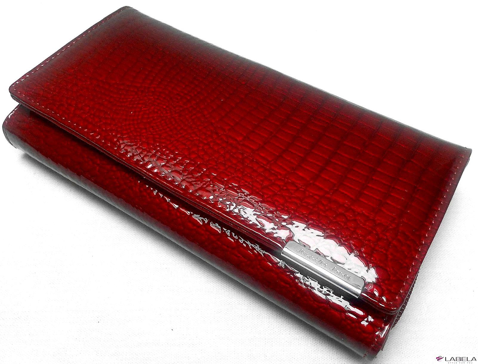 0184c8f4883 Dámská luxusní kožená peněženka Jenifer Jones na labela.cz